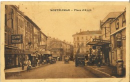 Montelimar -Place D' Aygu - Montelimar