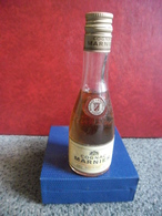 MIGNONETTE COGNAC MARNIER LAPOSTOLLE 16200 Jarnac 5 Cl 40% Vol - Miniatures