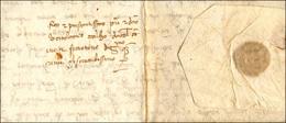 64 1479 - Lettera Completa Di Testo Da Colorno 6/9/1479 Indirizzata A Bartolomeo Calco, Consigliere E S... - Italië