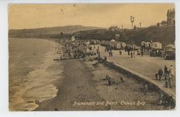 ROYAUME UNI - PAYS DE GALLES - COLWYN BAY - Promenade And Beach - Pays De Galles