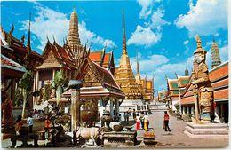 THAILANDE BANGKOK TEMPLE - Tailandia