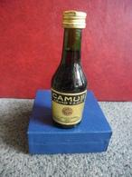 MIGNONNETTE COGNAC CAMUS Grand V.S.O.P La Grande Marque 40% Vol - Miniatures