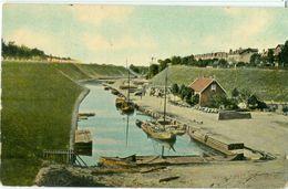 Hilversum 1907; Haven - Gelopen. (Tulp) - Hilversum