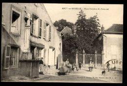 ANCY SUR MOSELLE - Place Président R.-Poincaré - France