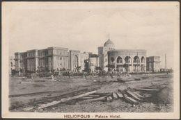 Palace Hotel, Heliopolis, C.1910s - Cairo Postcard Trust Postcard - Cairo