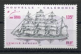 RC 8255 NOUVELLE CALÉDONIE N° 813 GRAND VOILIER L'EMILE RENOUF NEUF ** - Nueva Caledonia