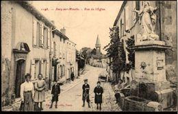 ANCY SUR MOSELLE  - 1195-Rue De L'Eglise - Otros Municipios