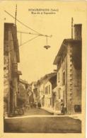 Beaurepaire - Rue Du 4 Septembre - Beaurepaire