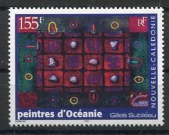 RC 8256 NOUVELLE CALÉDONIE N° 814 PEINTRES D'OCÉANIE NEUF ** - Nueva Caledonia