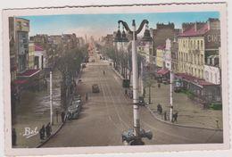 76 Le Havre  Le Cours De La Republique Vu Du Rond Point - Le Havre