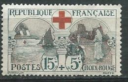 France - Yvert N° 156  (*)         -    Pa 11535 - France