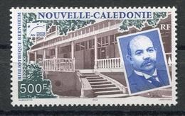 RC 8261 NOUVELLE CALÉDONIE N° 825 500F BIBLIOTHÈQUE BERNHEIM NEUF ** - Nueva Caledonia