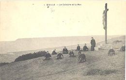 Biville - Le Calvaire Et La Mer - Other Municipalities