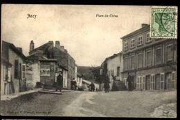 ANCY SUR MOSELLE  - Place Du Chêne - Otros Municipios