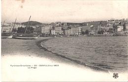 FR66 BANYULS SUR MER - Mtil 85 - La Plage - Belle - Banyuls Sur Mer