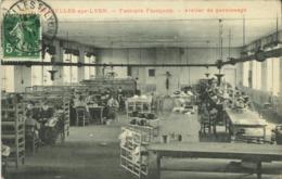 Chazelles Sur Lyon - Fabrique Française - Atelier De Garnissage - Autres Communes