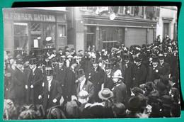 Entrée Des Français à Guebwiller - (le Conseil Municipal) Guerre 1914 1918 - Guebwiller