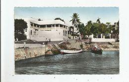 MAYOTTE DZAOUDZI LA JETEE EST (PETITES EMBARCATIONS) - Comoros