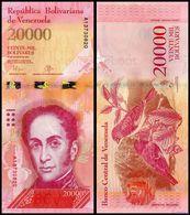 20000 БОЛИВАР  ВЕНЕСУЭЛА  2016 UNC - Venezuela