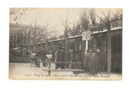 Foire De Lyon - Mars 1916 - Section Des Jouets - Place Morand - 4147 - Expositions