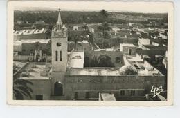 AFRIQUE - ALGERIE - OUARGLA - Chapelle Des Pères Blancs Et Vue D'ensemble - Ouargla