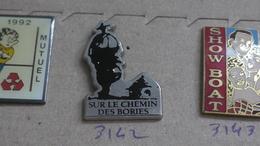 SUR LE CHEMINS DES BORIES - Badges