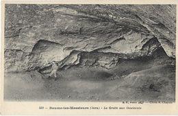 Baume-les-Messiers - La Grotte Aux Ossements - Baume-les-Messieurs
