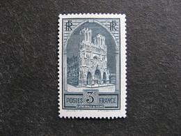 A). TB N° 259, Neuf XX. - France