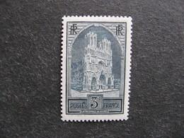 TB N° 259a, Neuf XX. - France
