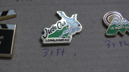 LONGJUMEAU 91 ESSONNE JUDO CLUB - Judo