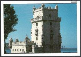 CP Garcia 222- Portugal,Lisboa, Torre De Belém . Non Circulé - Castelli