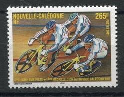 RC 8276 NOUVELLE CALÉDONIE N° 855 CYCLISME SUR PISTE VÉLO NEUF ** - Nueva Caledonia