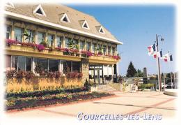 62 COURCELLES LES LENS / VUE UNIQUE / HOTEL DE VILLE - Altri Comuni