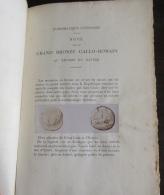 Livre / Fascicule - Numismatique Lyonnaise - Note Sur Un Bronze Gallo-Romain Au Revers Du Navire - 1899 - TBE - Francés