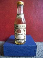 MIGNONNETTE COGNAC R. BRILLET Petite Champagne Authentique 40% 3 Cl Les Aireaux à St Amant De Graves (16) - Miniatures