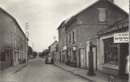 BARNEVILLE SUR MER  RUE DE LA PLAGE - Postcards