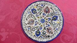 Jordanie :Asie : Assiette Murale De Décoration :céramique Diamètre 27 Cm - Céramiques