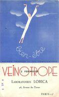 , Publicité -   Laboratoires Lobica -  Veinotrope - Advertising