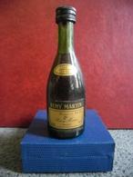 MIGNONNETTE COGNAC REMY MARTIN Fine Champagne V.S.O.P 40% 4,5 Cl Maison Fondée En 1724 - Miniatures