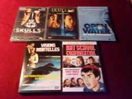 LOT DE 5 DVD   POUR 10 EUROS ( Lot 63 ) - DVDs