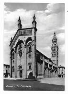 CREMA - LA CATTEDRALE  - VIAGGIATA FG - Cremona