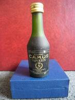 MIGNONNETTE COGNAC CAMUS NAPOLEON La Grande Marque 40% 3 Cl - Miniatures