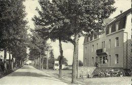 Haut - Fays -- Route De Wellin - Hôtel Des Ardennes.  (2 Scans) - Daverdisse