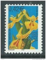 France  Préoblitéré N° 249 XX Fleurs : Orchidées ( IV)  : 0.42 Multicolore Sans Charnière, TB - 1989-....