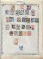 Espagne - Collection Vendue Page Par Page - Timbres Oblitérés / Neufs * - B/TB - Spagna
