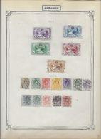 Espagne - Collection Vendue Page Par Page - Timbres Oblitérés / Neufs * - B/TB - Colecciones