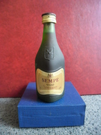 MIGNONNETTE ARMAGNAC SEMPE V.S.O.P 5 Cl 40% St Aignan En Armagnac (32) Gers FRANCE - Miniatures