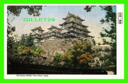 "HYOGO, JAPON - THE FAMOUS HIMEJI "" WHITE HERON "" CASTLE - - Japon"