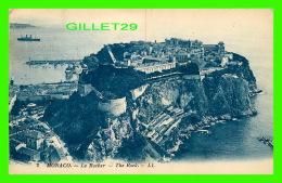 MONACO - LE ROCHER - THE ROCK - LL. - CIRCULÉE - LEVY ET NEURDEIN RÉUNIS - - Autres