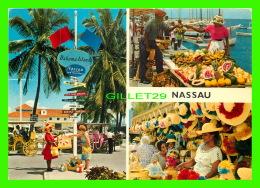 NASSAU, BAHAMAS - 3 MULTIVUES - JOHN HINDE ORIGINAL No 2BH 31 - - Bahamas